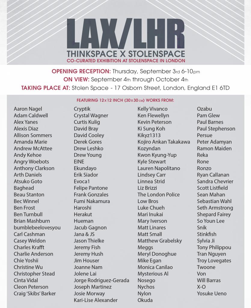 LAX/LHR