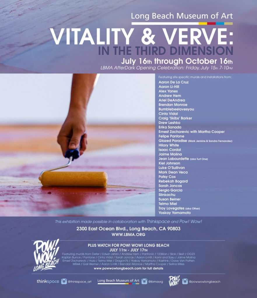 Vitality & Verve: In The Third Dimension